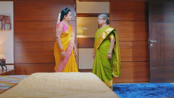 Gattimela 06 March 2020 Written Update_ Ajji Talks To Suhasini About Sahithya And Vedanth
