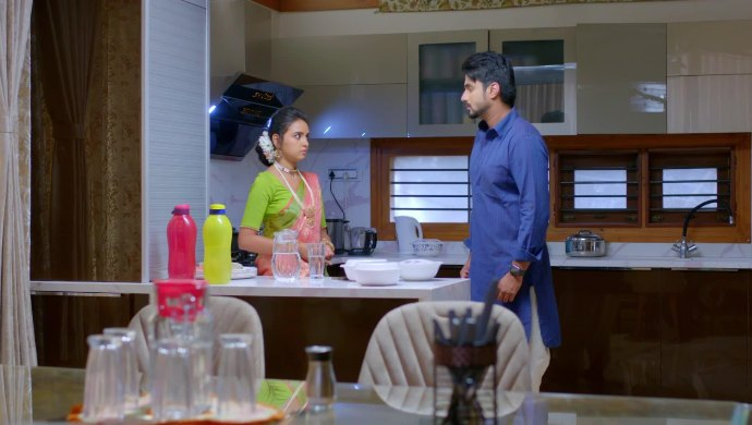 Gattimela 25 March 2020 Written Update_ Vedanth Tries To Ask Amulya About Her Confession