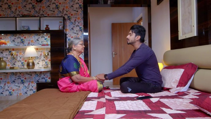 Gattimela 26 March 2020 Written Update_ Ajji Talks To Vedanth About His Marriage