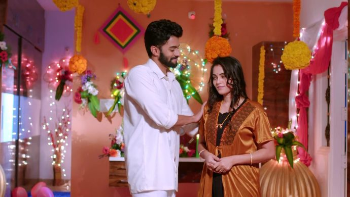 Gattimela 31 March 2020 Written Update_ Aarthi And Vikranth Spend Their First Night