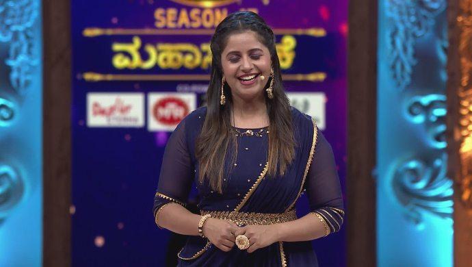 Host Anushree