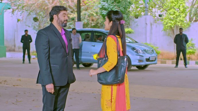 Jothe Jotheyali 02 March 2020 Written Update_ Arya Visits Anu To Her College