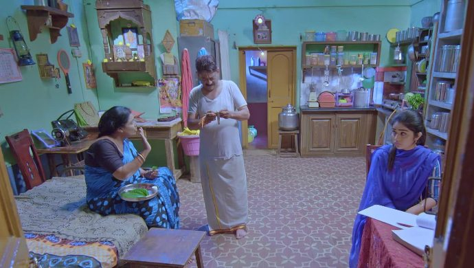Jothe Jotheyali 05 March 2020 Written Update_ Sharada Devi Talks About Marriage To Arya