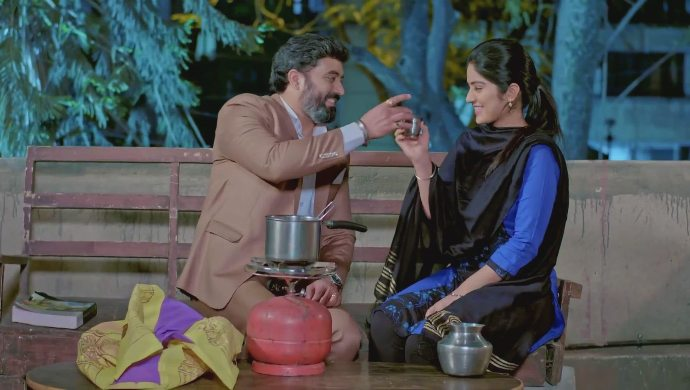 Jothe Jotheyali: Here's How Anu Has Been A Good Luck Charm For Arya On Various Occasions