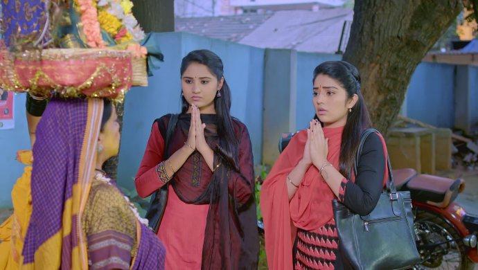 Anu and Ramya