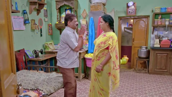 Jothe Jotheyali 12 March 2020 Written Update_ Subbu And Pushpa Discuss Anu's Marriage