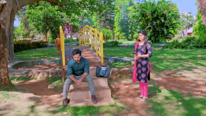 Jothe Jotheyali 25 March 2020 Preview: Neel Talks To Anu At The Park