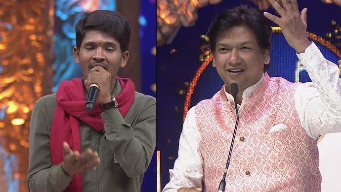 Kiran Patil impresses Vijay Prakash