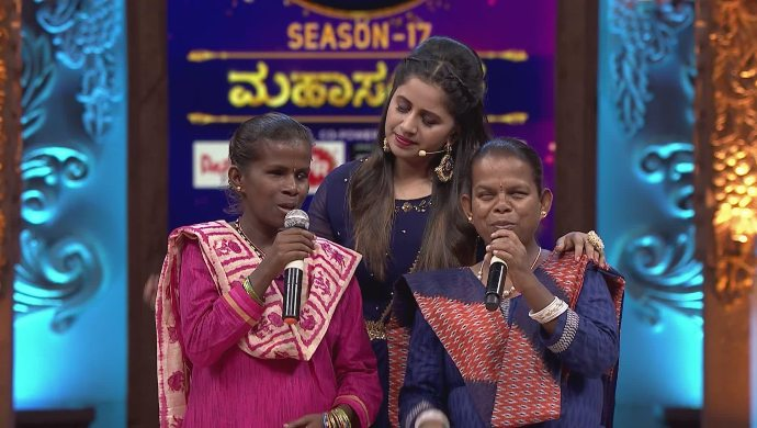 Ratnamma and Manjamma are back on stage