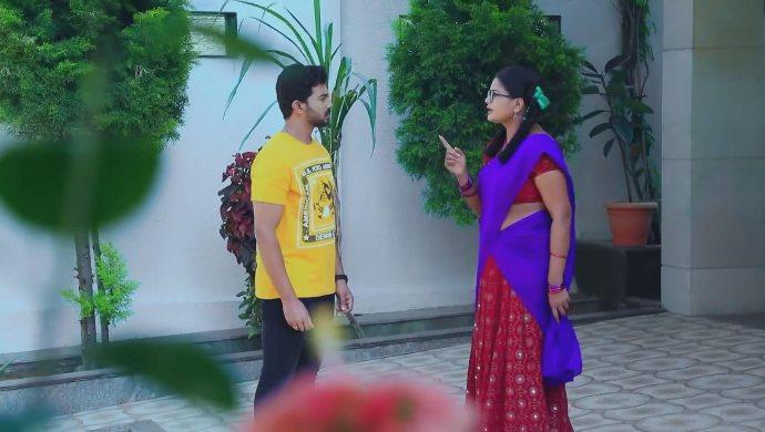 Rishi and Ningi are worried for Kamali