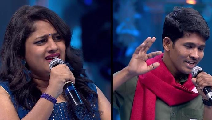 Sharadi and Kiran