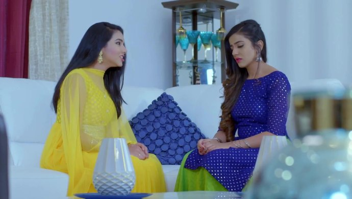 Shivani expresses her grief regarding Adisesha