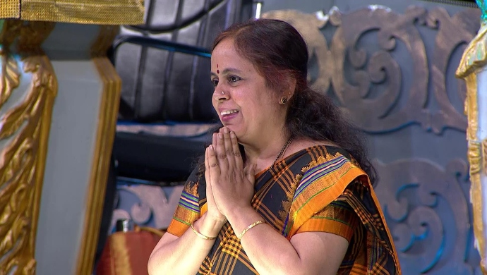 Singer Surekha talks about her experience