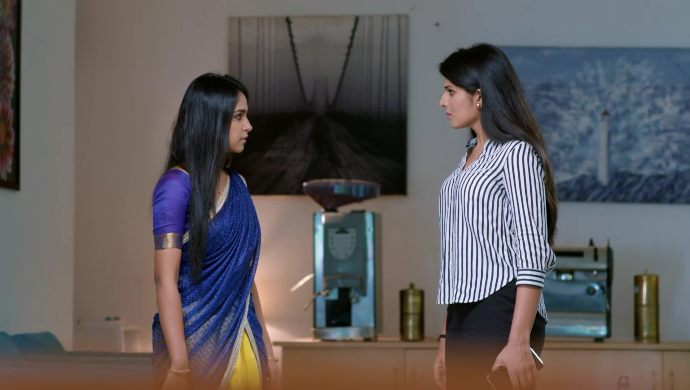 Gattimela 08 April 2020 Written Update_ Sahithya Confronts Amulya