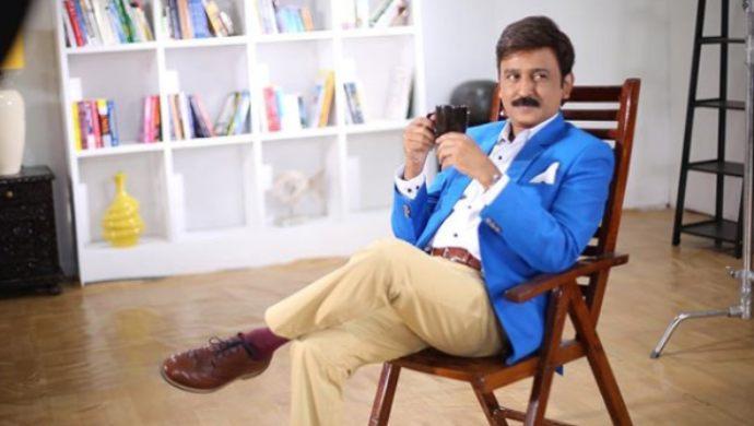 A still of Ramesh Aravind