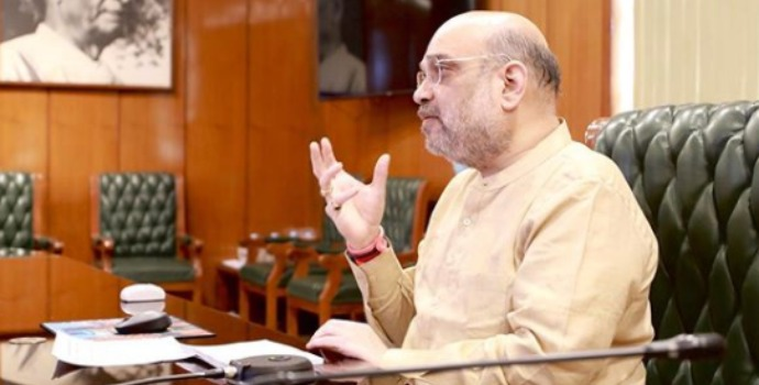 Union Home Minister Amit Shah To Help Out Areas Of Bengal And Odisha Affected By Amphan