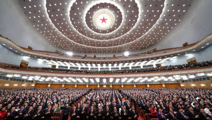 China's Annual Congress Underway: New Security Laws Will Amplify In Hong Kong