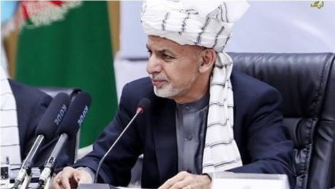 Afghanistan President Ashraf Ghani Orders Offensive Action Against Taliban