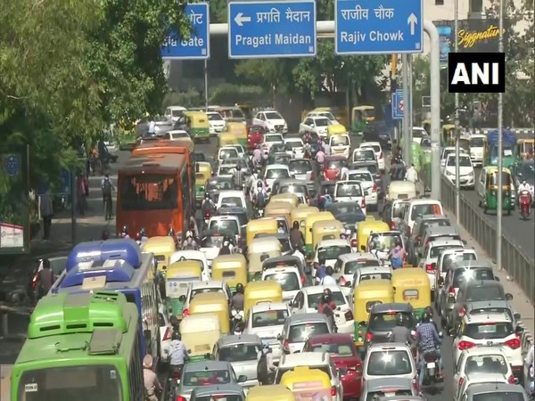 Delhi Sees Heavy Traffic Congestion In Its ITO Areas As Lockdown 4.0 Grants Relaxations