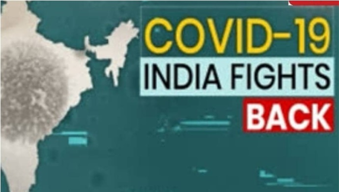 India fights back