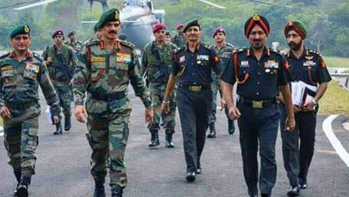 Indian Army Mulls To Recruit Civilians For Three Year Duty