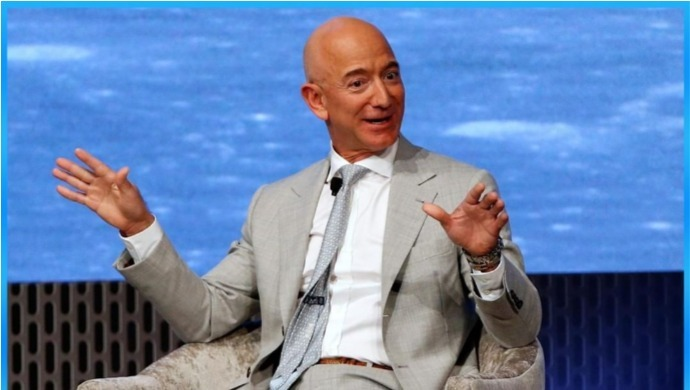 Amazon Founder Jeff Bezos Could Soon Become World's First Trillionaire