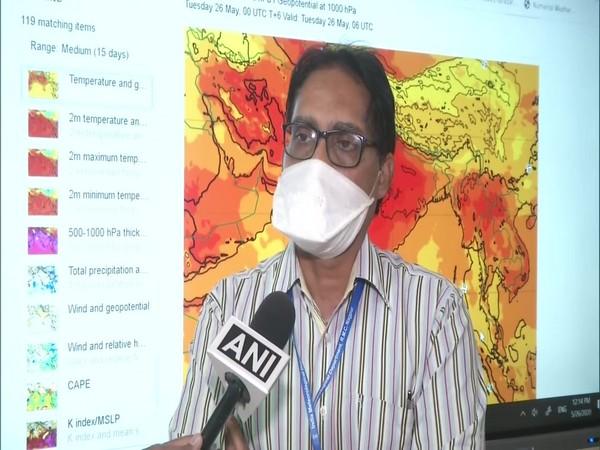 Red Alert In Maharashtra's Vidharbha Region And Madhya Pradesh As Temperatures Soar To 47 Degrees