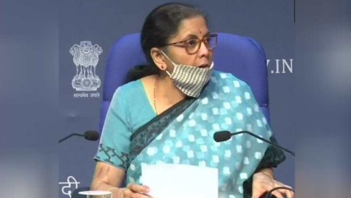 Finance Minister Nirmala Sitharaman Outlines Economy Revival Plan For India