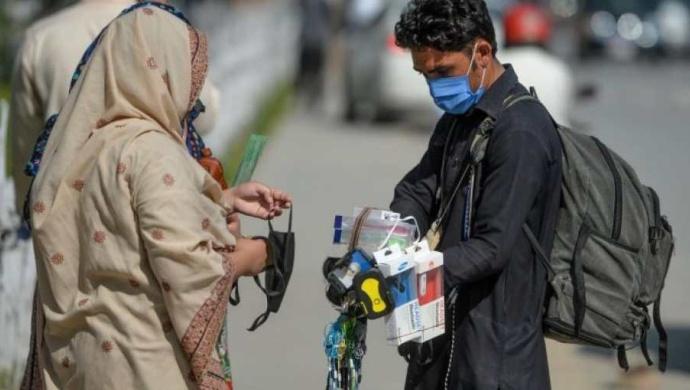 Pakistan COVID-19 Cases Over 37,000
