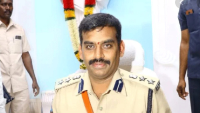 Tirupati SP Decides To Donate 50% Of His Salary For Education And More