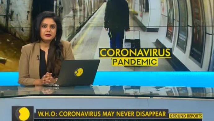 """Coronavirus May Never Go Away,"" Says WHO Emergencies Chief Director"