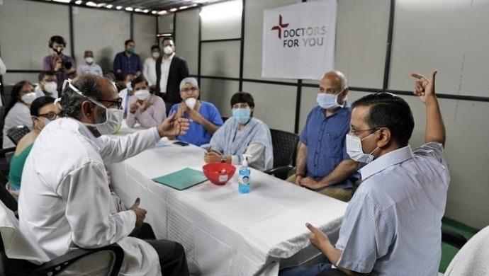 COVID-19 Cases In Delhi Cross 83,000 Mark; CM Arvind Kejriwal Takes Full Responsibility