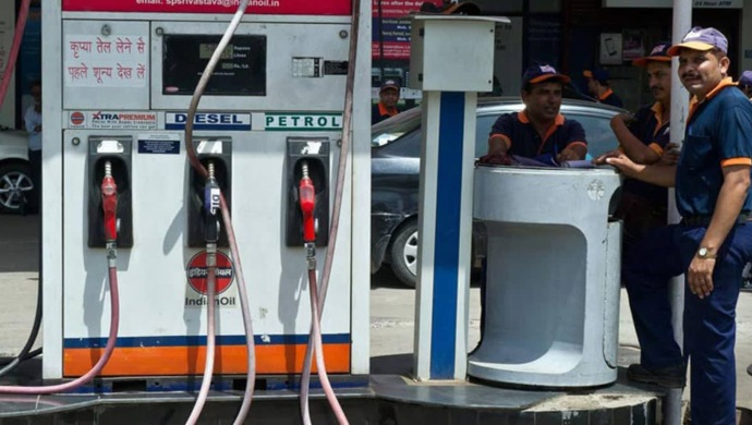 Diesel Breaks All Records In Delhi As Fuel Prices Hiked For 20th Consecutive Day