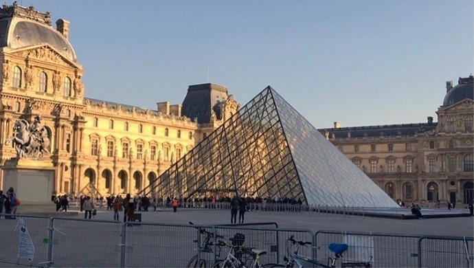 France's Louvre Museum To Re-open From July 6 After Almost Four Months Of Closure