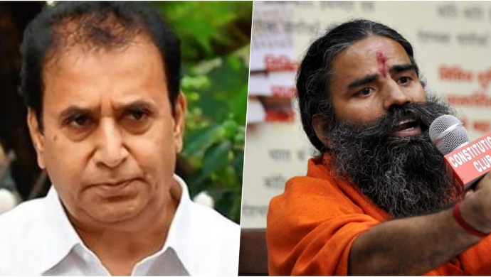 COVID-19: Baba Ramdev's 'Coronil' Not Allowed In Maharashtra, Warns State Home Minister