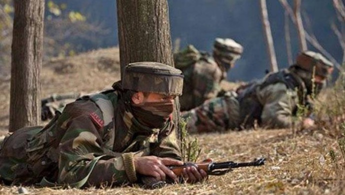 Jammu-Kashmir: Security Forces Encounter Militants In Tral; One Terrorist Killed