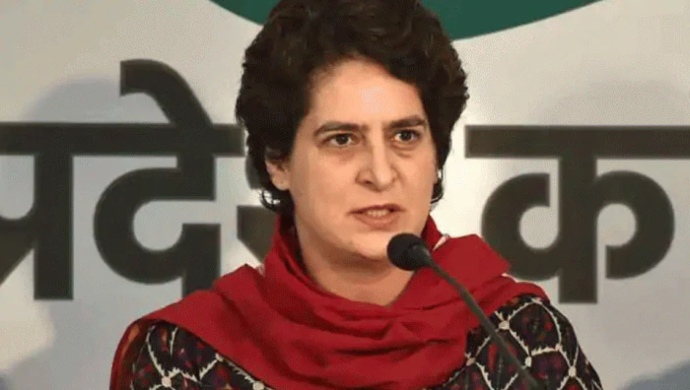 UP State Child Rights Commission Sends Notice To Priyanka Gandhi Over FB Post