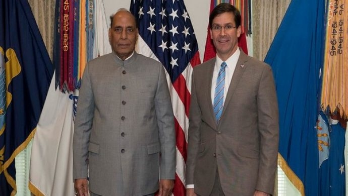 India-China Border Row: US Defence Secretary To Call Rajnath Singh To Discuss Situation