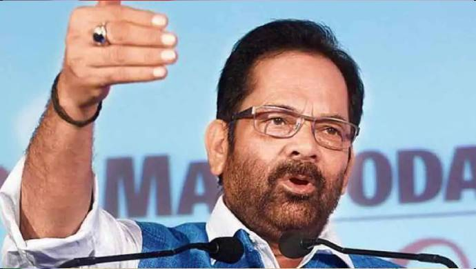 82% Decline In Triple Talaq Cases Since Law Enacted In India, Says Naqvi