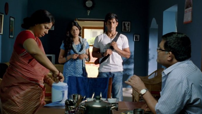 Shruti and Siddharth in Oh My Friend