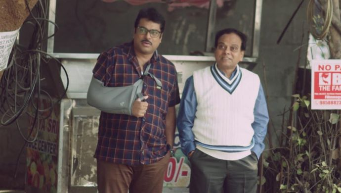 5 Times Amrutham Rao And Anji Really Hit Their Lows In ZEE5 Original Amrutham Dhvitheeyam