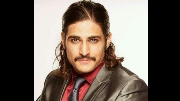 A picture of Rajat Tokas from a photoshoot
