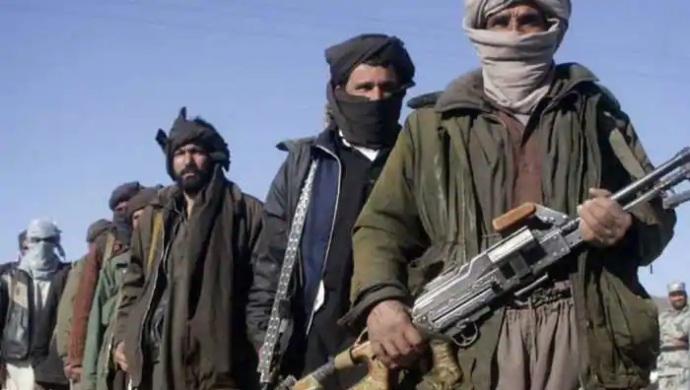 Afghan Security Forces Destroy LeT Camp On Afghanistan-Pakistan Border