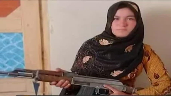 Afghan Girl Kills Two Taliban Terrorists Who Murdered Her Parents