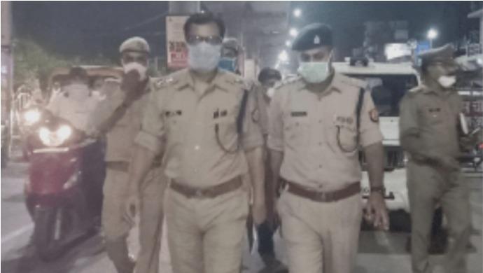 District Panchayat Member Surendra Kalia Escapes Unhurt After Dangerous Shootout