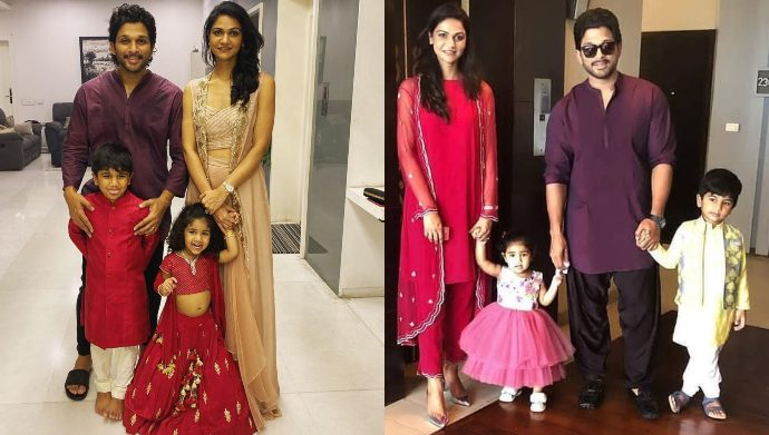 7 Pictures Of Allu Arjun's Kids Ayan And Arha, That Will Surely Bring A Smile To Your Face