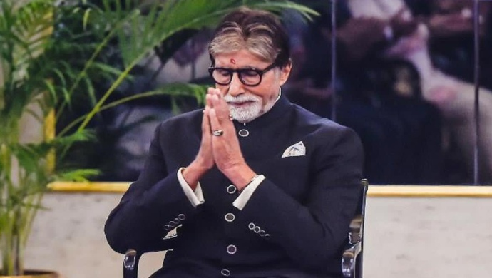 COVID-19: Amitabh Bachchan Pens Poem On Twitter To Thank Fans