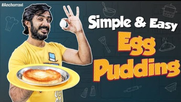 Recipe: Anchor Ravi Satiates Your Sweet Cravings With His Simple And Easy Egg Pudding