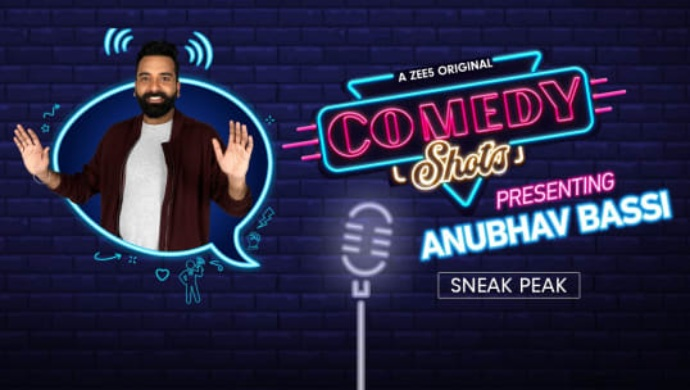 Anubhav Singh Bassi on Comedy Shots