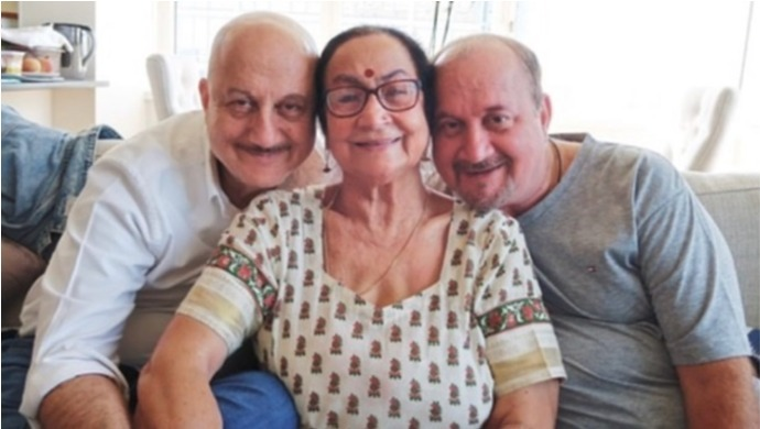 Anupam Kher's Family Members Test Positive For Novel Coronavirus